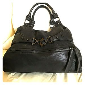 LIKE NEW! Givenchy Bettina in Black Lambskin